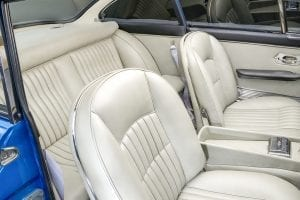 Ferrari 330GT Blue Bell Sport and Classic