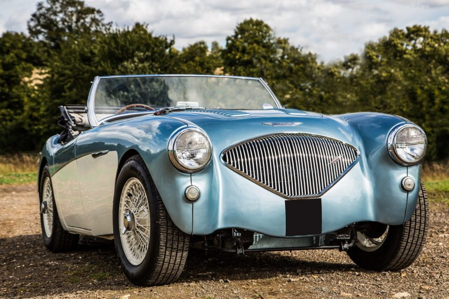 Austin Healey 3000 Mk3 Restoration