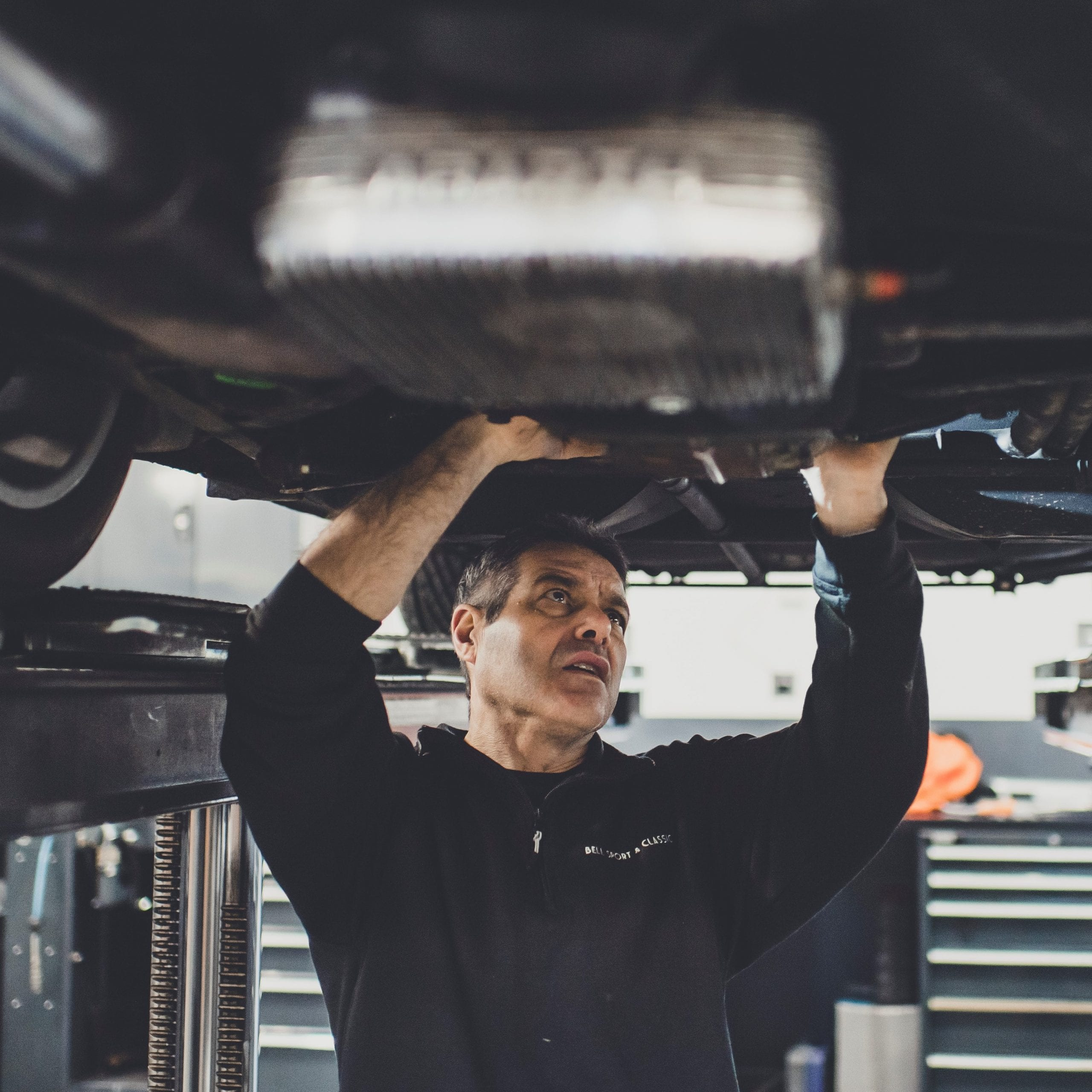 Ferrari Technician