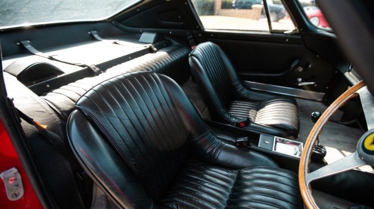 Ferrari 275 GTB Shortnose Restoration Bell Sport and Classic
