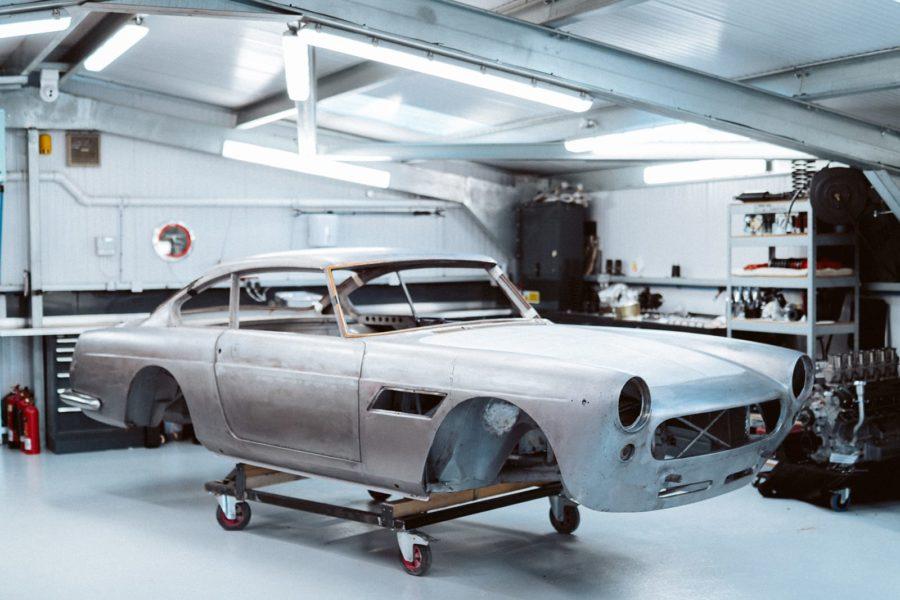 Ferrari 250 GTE Restoration Bell Sport and Classic