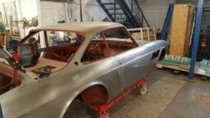Ferrari 330 GTC Restoration Bell Sport and Classic