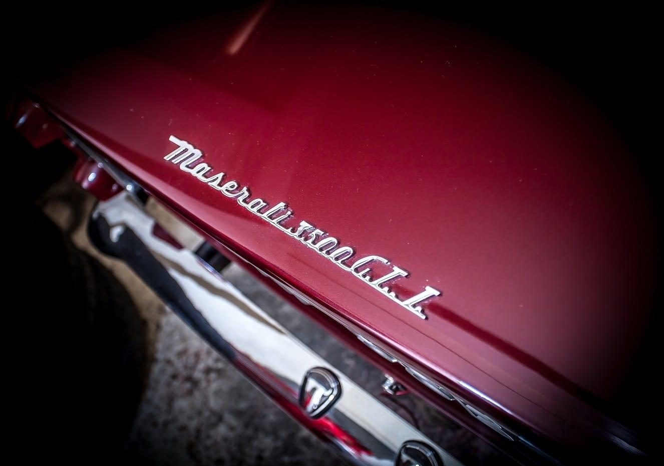 Maserati 3500 BNF 98B