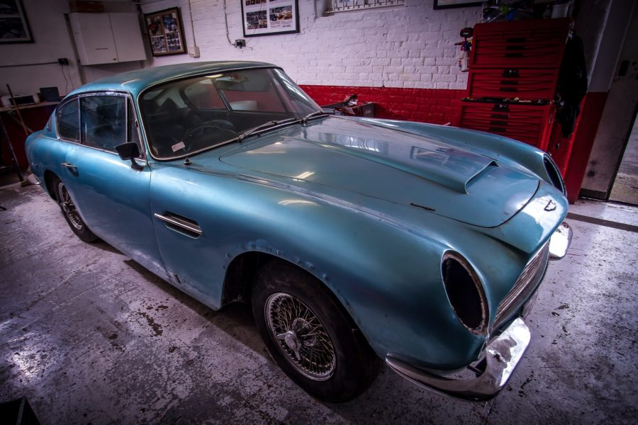 Aston Martin DB6 Restoration Bell Sport and Classic