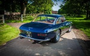 Ferrari 330 GT Restoration