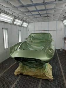 rrari 330 GTC Restoration Bell Sport & Classic
