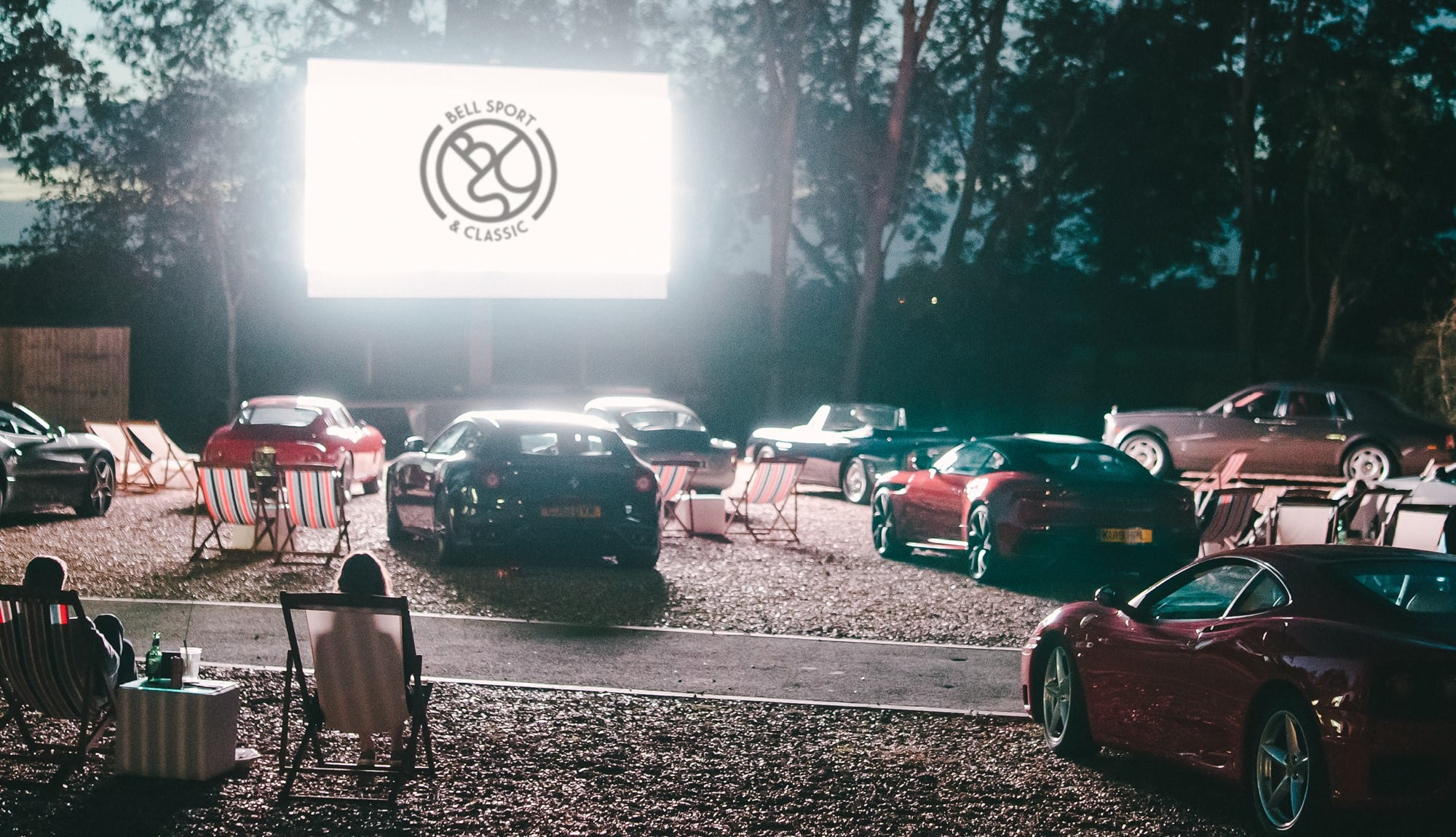 Bell Sport and Classic Drive-In Cinema