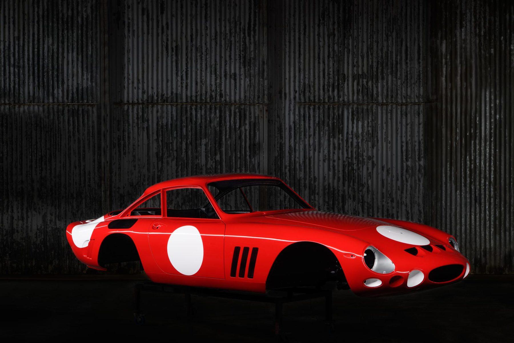 Ferrari 330 LMB Restoration