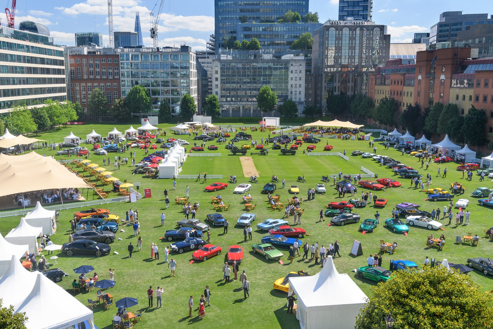 Bell Sport & Classic - London Concours 2021